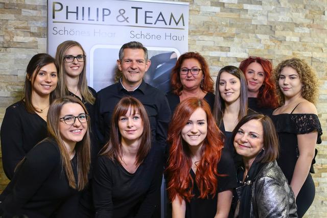 Philip und Team